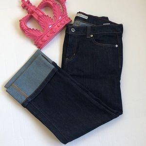 Tommy Hilfiger Boyfriend Cuffed Jeans